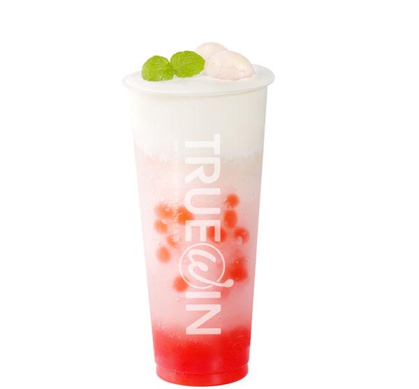 芝士奶蓋Q荔枝 1
